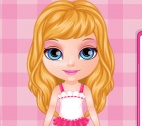 Bebek Barbie Pijama Partisi