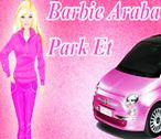 Barbie Araba Park Etme