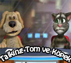 Talking Tom ve Köpek